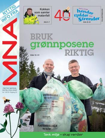 MNA-avisa 2019 side 1