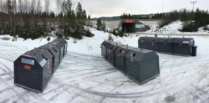 hytterenovajson ved kulvert på Bjørgan